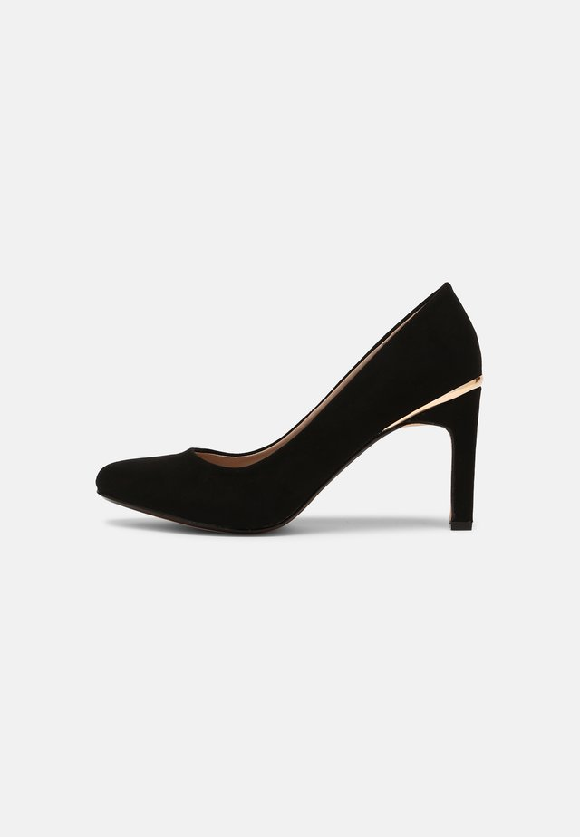 WIDE COMFORT DEIDRE COURT - Klassiske pumps - black