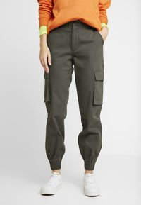ONLY - Trousers - beluga - 0