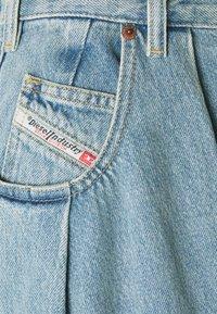 Diesel - D-CONCIAS-SP - Relaxed fit jeans - light blue - 4