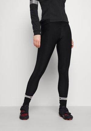 GORE® WEAR PROGRESS THERMO - Leggings - black