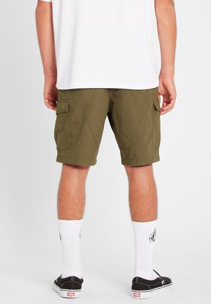MITER III CARGO SHORT 20 - Shorts - olive