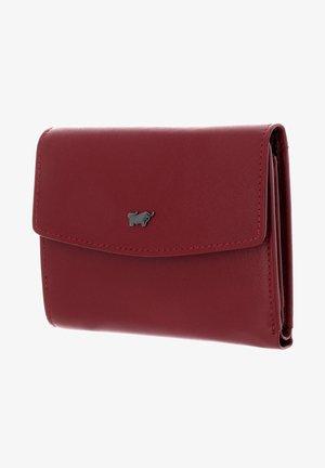 SOFIA FLAP - Wallet - oxblood