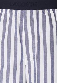 Lacoste - Pyjama bottoms - chambray/white - 2