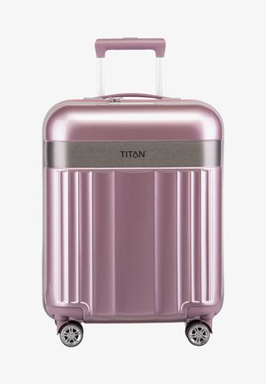 SPOTLIGHT - Wheeled suitcase - wild rose