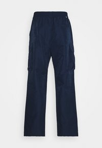 Wood Wood - HALSEY TROUSERS - Cargo trousers - navy - 1