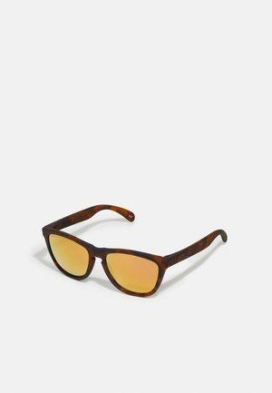 FROGSKINS - Sonnenbrille - matte brown tortoise