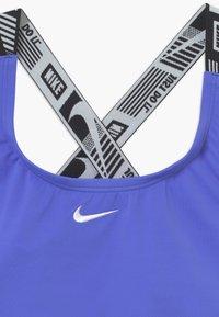 Nike Performance - CROSSBACK SPORT SET - Bikini - sapphire - 3