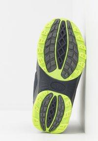 LICO - AINO - Winter boots - marine/schwarz/lemon - 5