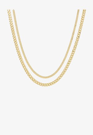 NECKLACE 2 PACK - Collar - gold-coloured