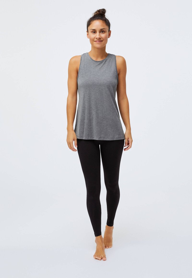 OYSHO - Top - grey