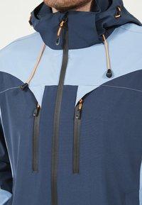 Whistler - Outdoor jacket - 2057  midnight navy - 1