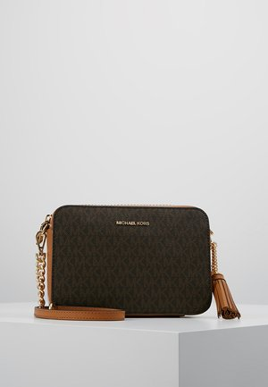 CROSSBODIES CAMERA BAG - Sac bandoulière - brown
