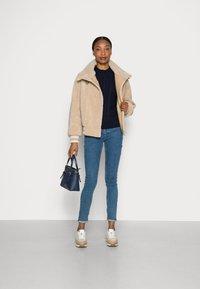 Armani Exchange - Winter jacket - gold - 1