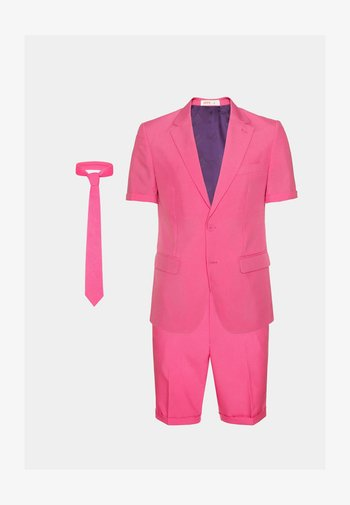 Suit - pink