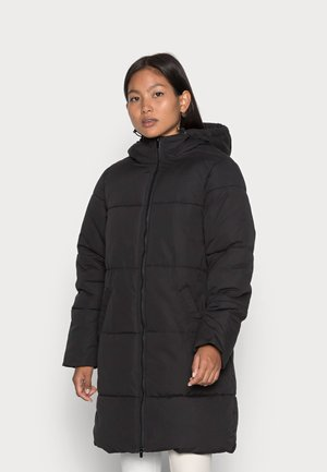 VITRUST  LONG JACKET - Winter coat - black
