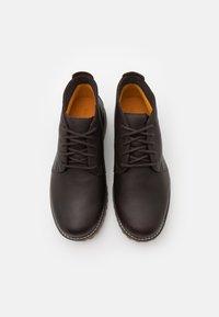 Timberland - JACKSON'S LANDING WP  - Snörstövletter - dark brown - 3