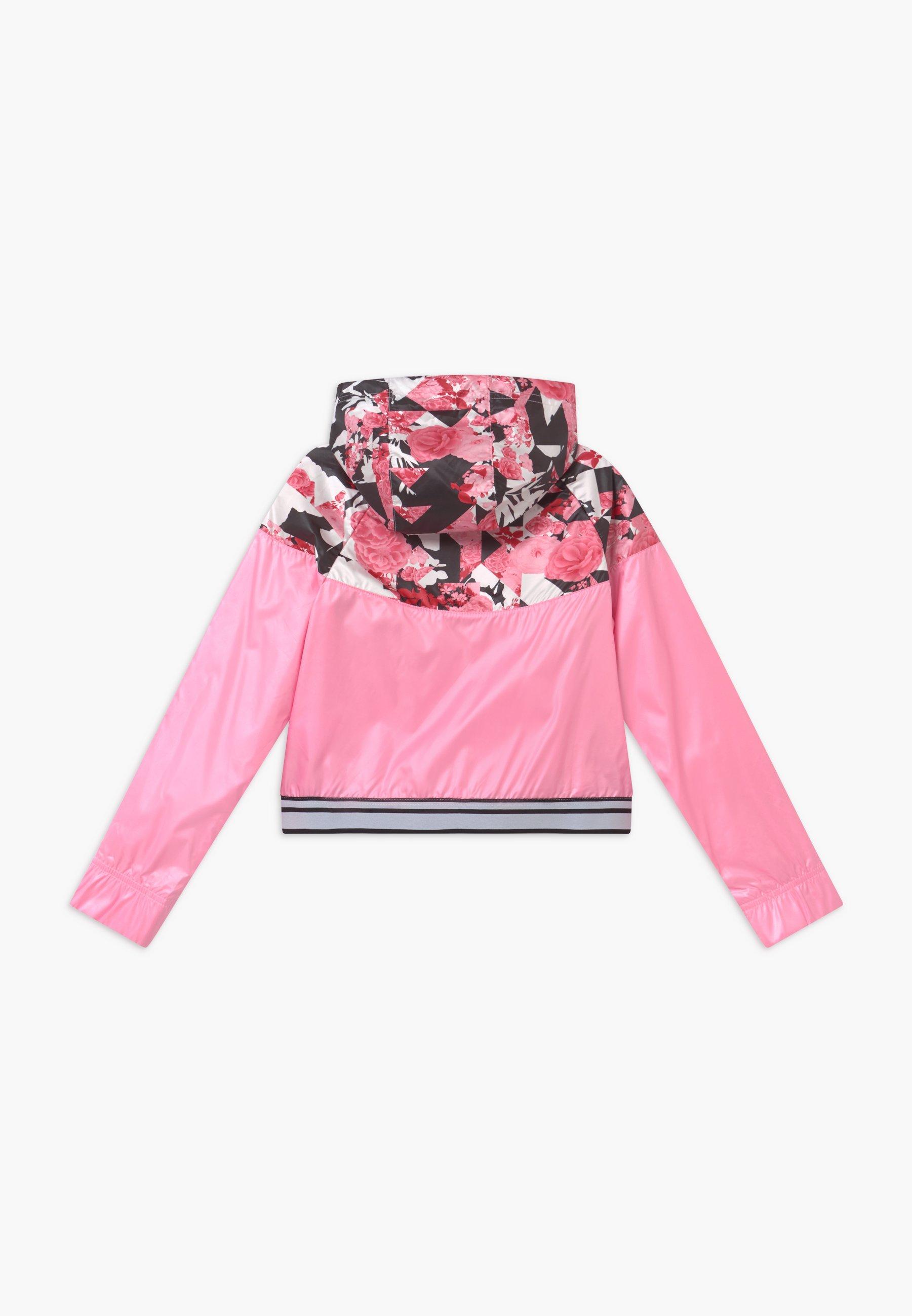 nike windrunner takki pink