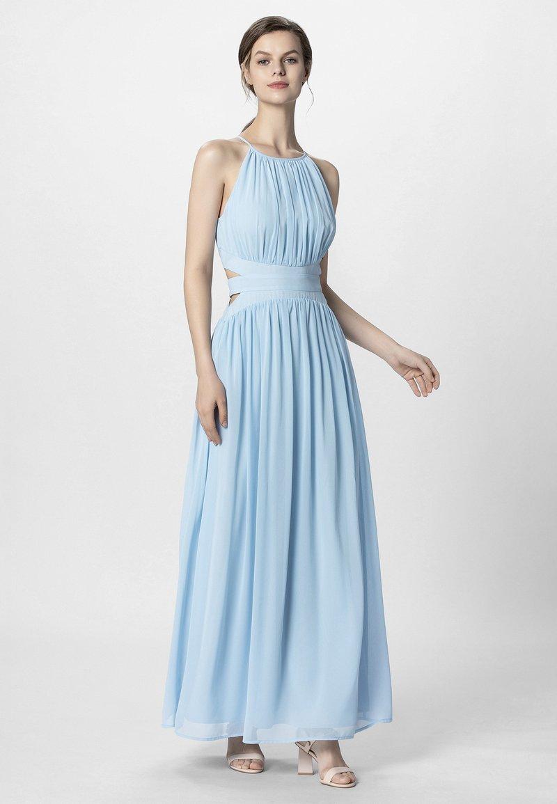 Apart - Długa sukienka - light blue