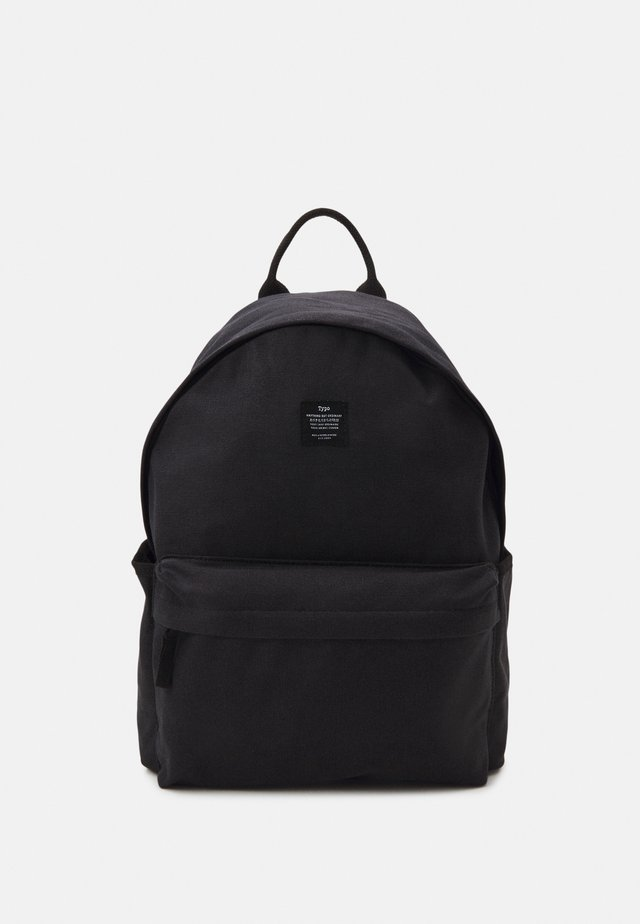 FUNDAMENTAL BACKPACK - Rugzak - washed black