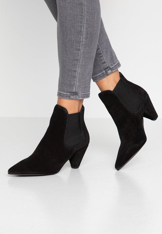 ZIBA - Boots à talons - black