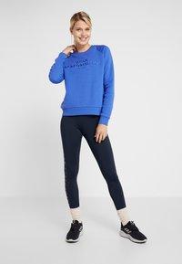 Peak Performance - ORIGINAL - Sweatshirt - bay blue - 1