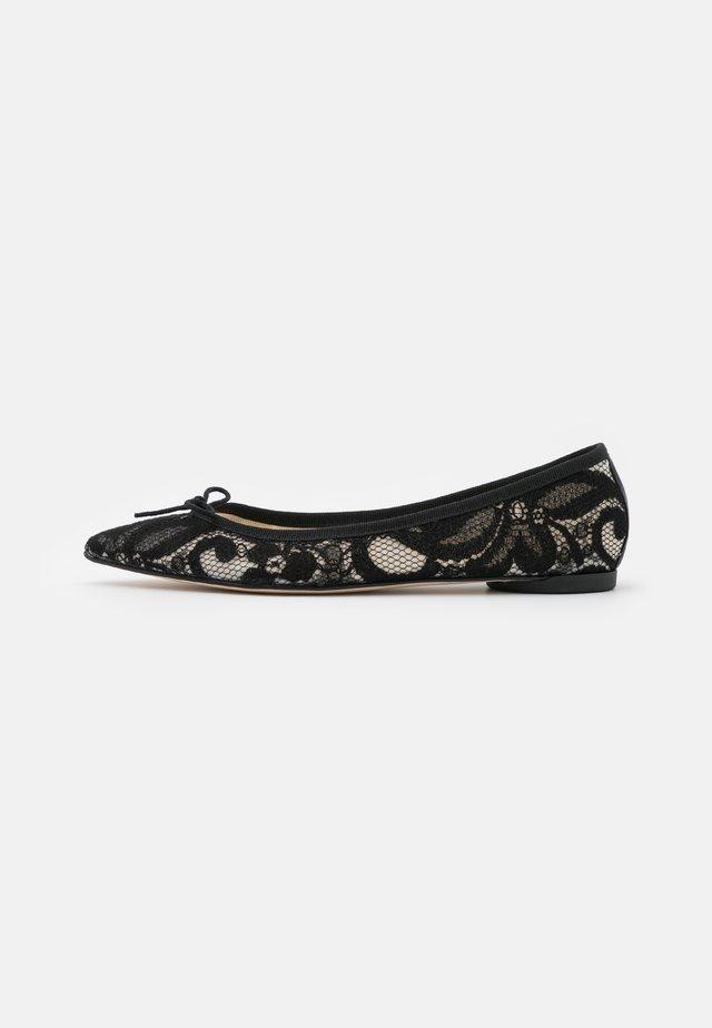 Klassischer  Ballerina - noir