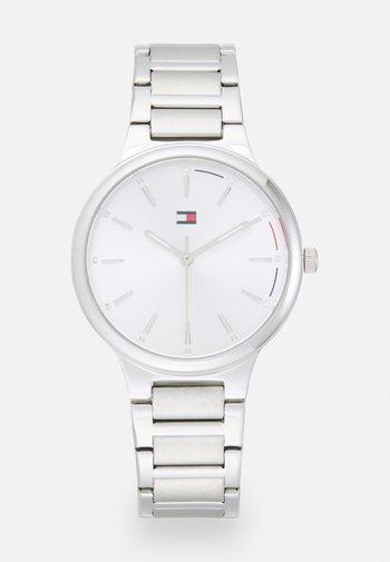 BELLA - Watch - silver-coloured