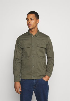 JACKET FALL UPDATE  - Summer jacket - olive