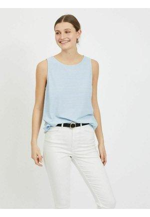 Top - cashmere blue