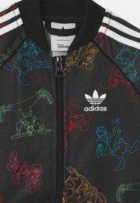 adidas Originals - SET UNISEX - Träningsjacka - black/multicolor - 3