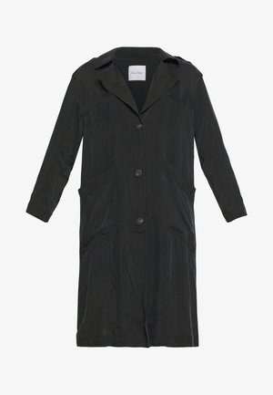 NONOGARDEN - Trenchcoat - carbone