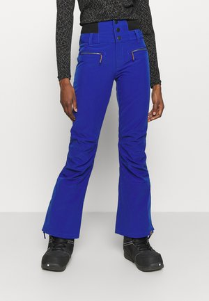RISING HIGH - Snow pants - mazarine blue