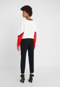 DRYKORN - FIND - Spodnie materiałowe - black - 2