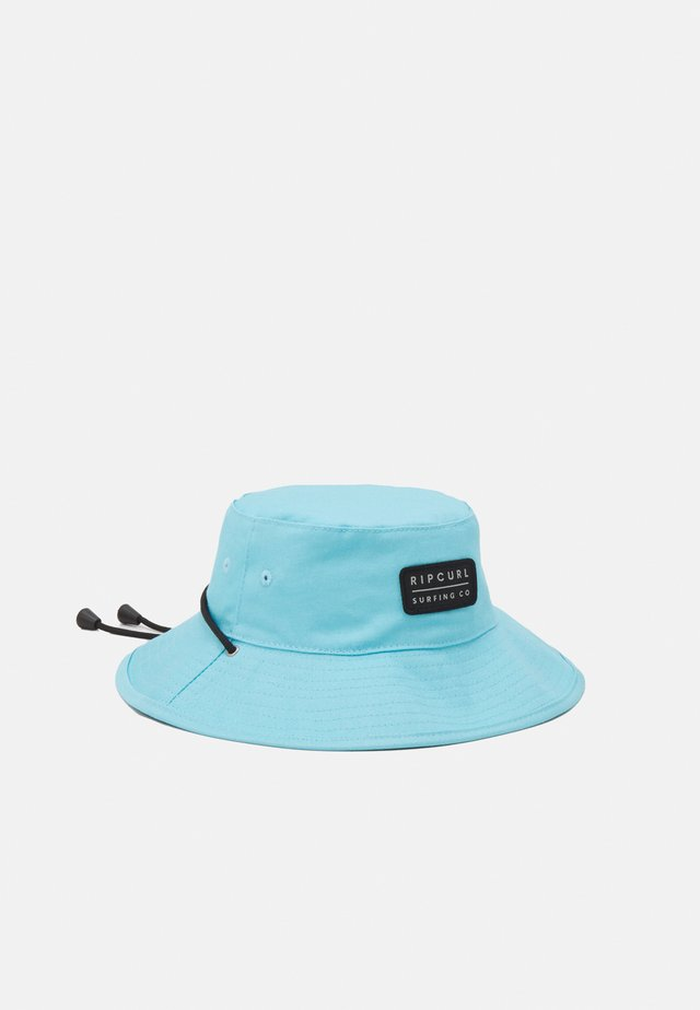 REVO VALLEY MID BRIM BOY - Sombrero - black/blue