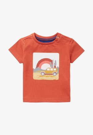 TARANTO - Print T-shirt - autumn glaze