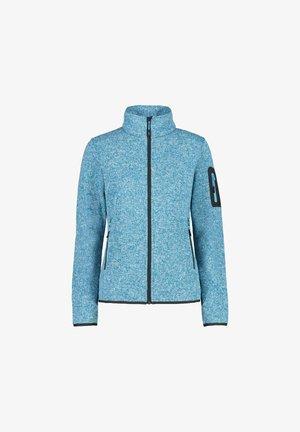 Fleece jacket - hellblau