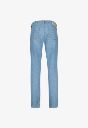 """COOPER""  - Straight leg jeans - stoned blue (81)"