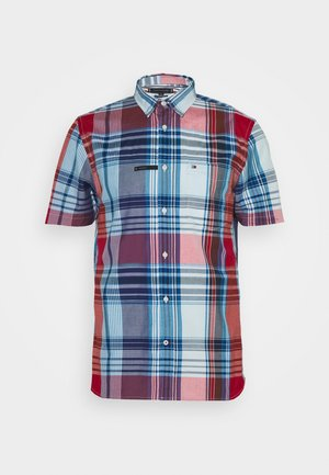 MADRAS CHECK - Shirt - red