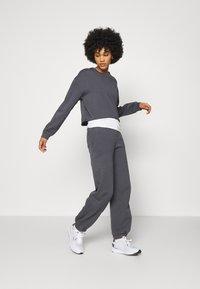 Pepe Jeans - NONA - Sweatshirt - steel grey - 1
