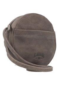 Klondike 1896 - Across body bag - grau - 2