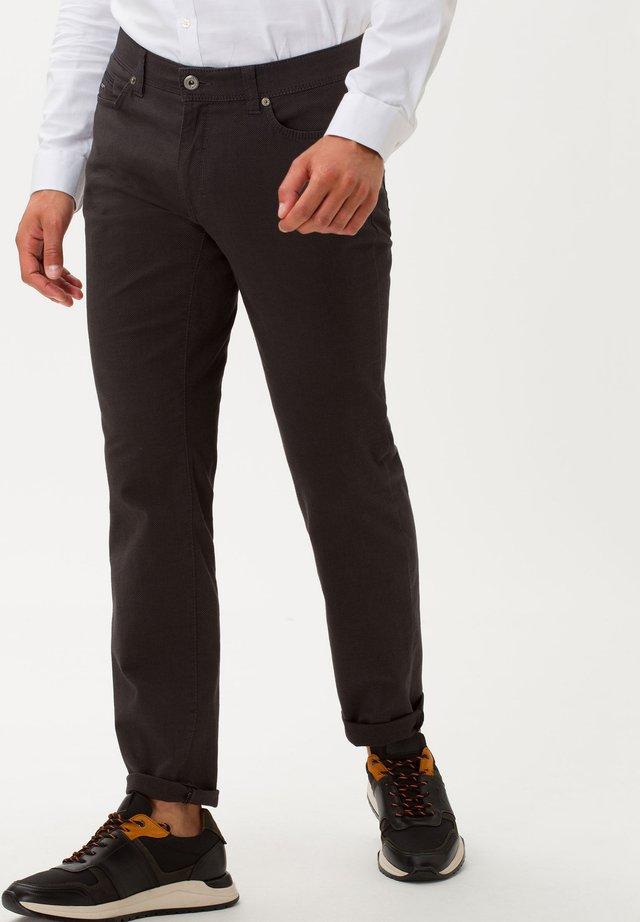 STYLE CADIZ TC - Pantalon classique - asphalt