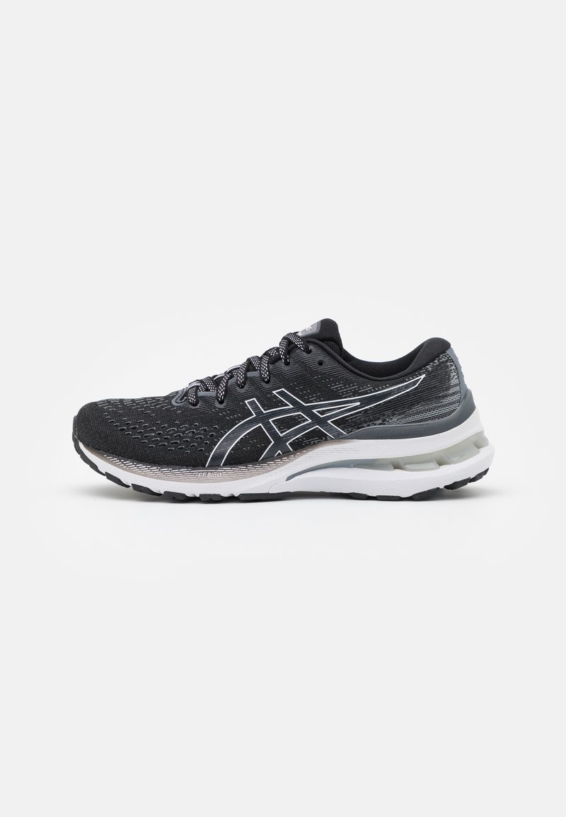 ASICS - GEL-KAYANO 28 - Stabilty running shoes - black/white