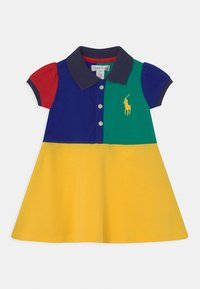 Polo Ralph Lauren - DAY DRESS SET - Day dress - active royal - 0