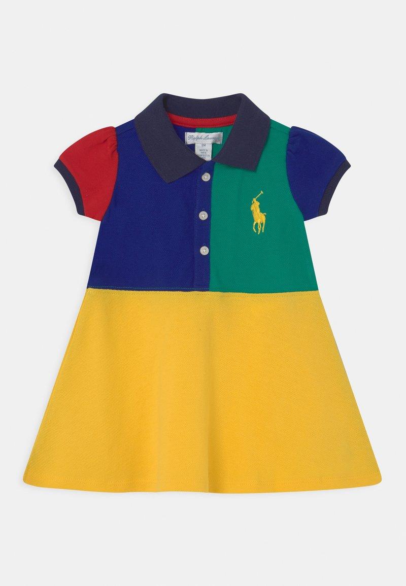 Polo Ralph Lauren - DAY DRESS SET - Day dress - active royal