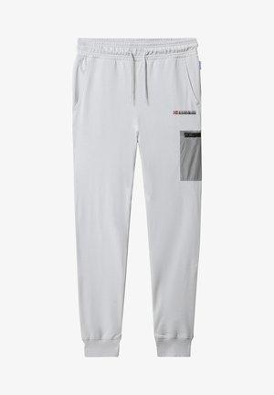 MEDO - Pantaloni sportivi - grey harbor