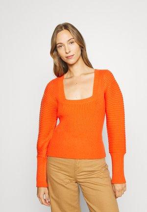MAKA - Jumper - orange