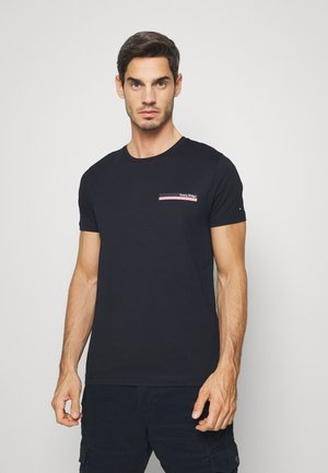 COOL SMALL TEE - T-shirt con stampa - blue