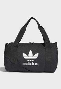 adidas Originals - ADICOLOR SHOULDER BAG - Holdall - black - 0