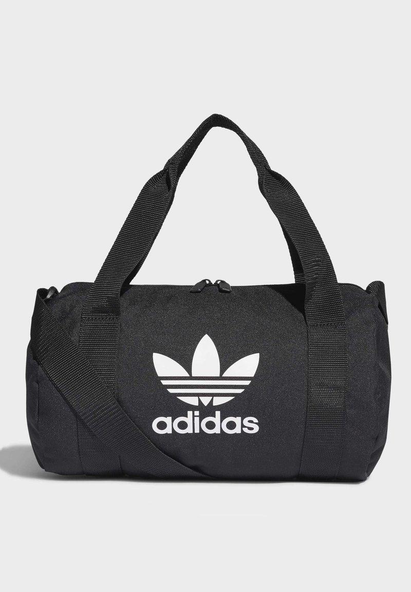 adidas Originals - ADICOLOR SHOULDER BAG - Holdall - black