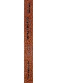 Royal RepubliQ - Belt - cognac - 4
